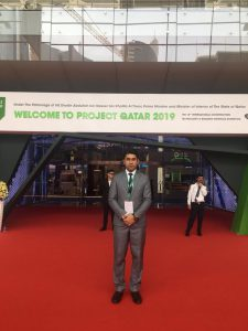 حضور گروه بازرگانی مکاکو در نمایشگاه ساختمان قطر ۲۰۱۹