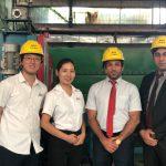 بازدید گروه مکاکو از کارخانجات تولید کننده کالاهای مسی در چین
